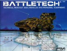 FASA 8606 Battletech Technical Readout 3026